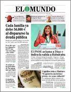 DescargarEl Mundo + Suplementos - 24 Noviembre 2013 - PDF - IPAD - ESPAÑOL - HQ