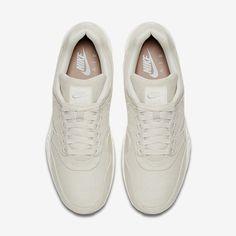 new york 4111d 9204c Chaussure Nike Air Max 1 Pas Cher Homme Ultra 2 0 Textile Beige Clair Voile  Voile Beige Clair