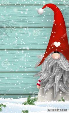 Pin by Lisa Thrash on Christmas Christmas Canvas, Christmas Paintings, Christmas Gnome, Christmas Wood, Christmas Pictures, Winter Christmas, Xmas Pics, Christmas Decorations, Christmas Ornaments