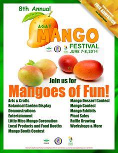 Agat, Guam Mango Festival