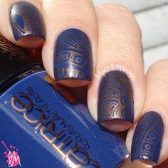 Catrice Nomadic Traces Nail Art