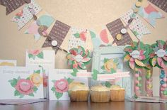 @Tessa Buys created a fabulous baby shower ensemble using SRM Stickers and TUBES.  YUM!