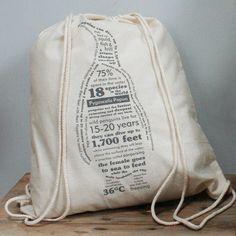 Penguin Facts Duffel Bag