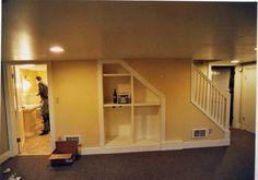 Queen Anne Basement Remodel - traditional - basement - seattle - Seattle HomeWork