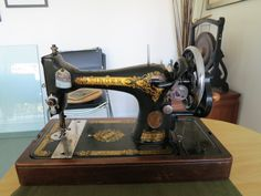 "How to Service your Vintage Sewing Machine | ""Not Yet Published"""