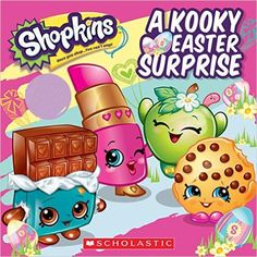 Buy A Kooky Easter Surprise (Shopkins) by Meredith Rusu at Mighty Ape NZ. It's Easter in Shopville, which means it's time for the Great Chocolate Hunt! Cheeky Chocolate must hide somewhere in Small Mart, and whoever finds he. Shopkins Characters, Before Kindergarten, Easter Books, Jokes And Riddles, Used Books, Book Club Books, Paperback Books, Book Format, Free