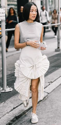 This Pretty Outfit Will Pull You Out at Spring Style Slump