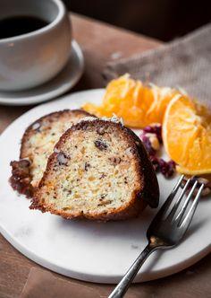 Grand Marnier Orange Bundt Cake {and Cookbook Giveaway!} @blogoverthyme