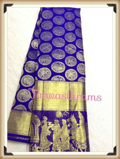 #kanjeevaramsaree #kanchipattu #kanjeevaramsilk  #silksarees #southindiansarees #bridalsaree #bigbutta #beautifulsilksarees #bigborder #peacockdesigns #bridalsarees #bridalsaree