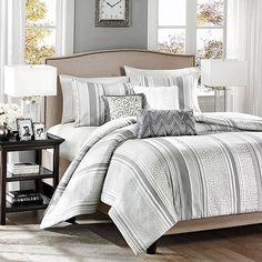 Home Essence Trinity 6-Piece Bedding Duvet Cover Set
