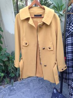 Zara Basic Coat, Size: USA: Small, Price: 100 QAR