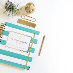 The Wedding Book keepsake wedding planner wedding planning book