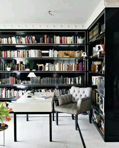 Library...I'm in love!!