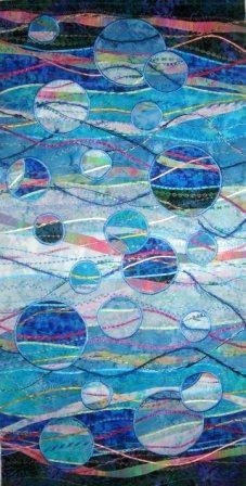 Darned Quilt - blue | Flickr - Photo Sharing!