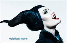 How to make maleficent horns http://halloweenideasforwomen.com/how-to-make-maleficent-horns/