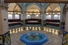 Hamam, Kashan Iran Camper, Fiat Ducato, Camping Car, Iran, Road Trip, Mansions, House Styles, Outdoor Decor, Turkey