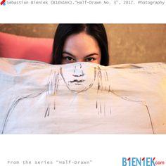 "New Work! ""Half-Drawn No. 3"", by Sebastian Bieniek (B1EN1EK), 26.04.2017. Photography, from the series ""Half-Drawn"". More ➔ www.B1EN1EK.com   #SebastianBieniek #Bieniek #B1EN1EK #Halfdrawn #Halfdrawn3 #BieniekHalfDrawn #HalfFoto #Halfdrawing"