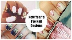 New Year's Eve Nail Inspiration - #NYE #newyearsnails #nailart #NYEnails #shabbyme - bellashoot.com, bellashoot iPhone & iPad app