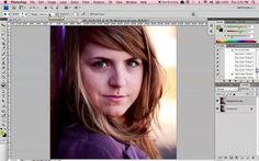 Friends Don't Let Friends Edit Scary Eyes - Photoshop Tutorial - Rachel Richard Photography by Rachel Richard Photography. Learn how to brighten eyes without making your photo look scary in Photoshop.