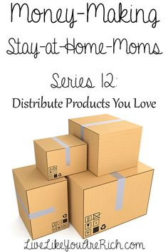 How to Make Money Distributing Products You Love | Live Like You Are Rich