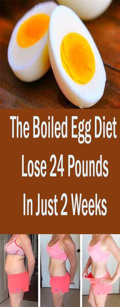 Boiled Egg Diet – Lose 24 Pounds In Just 2 Weeks! Unbelievable #fitness #beauty #hair #workout #health #diy #skin #Pore #skincare #skintags #skintagremover #facemask #DIY #workout #womenproblems #haircare #teethcare #homerecipe