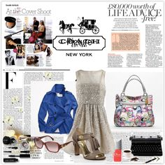 """Share Your Style with LensCrafters and Coach, ""Fun with LensCrafters and Coach"""" by ljenious on Polyvore"