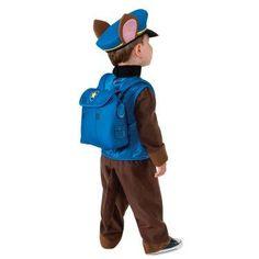 Paw Patrol - Chase Toddler/Child Costume