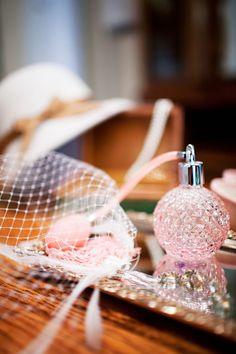 Parfum en rose
