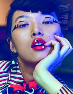 Beauty Flash (Vogue China)