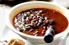 L authentique chili con carne Slow Cooker Black Beans, Slow Cooker Pork, Slow Cooker Recipes, Crockpot Recipes, Cooking Recipes, Healthy Recipes, Pork Chili Recipe, Chili Recipes, Soup Recipes