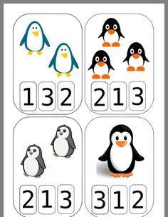 Kindergarten Math Worksheets, Preschool Printables, Preschool Lessons, Preschool Math, Preschool Winter, Preschool Bulletin, Creative Activities For Kids, Math For Kids, Montessori Activities