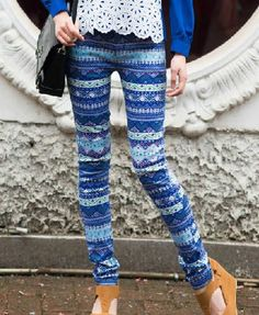 I really want the leggings with the shoes please!
