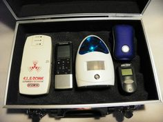 BASIC GHOST HUNTER KIT* Ghost Hunting Equipment- Paranormal US $149.99 http://www.ebay.com/itm/BASIC-GHOST-HUNTER-KIT