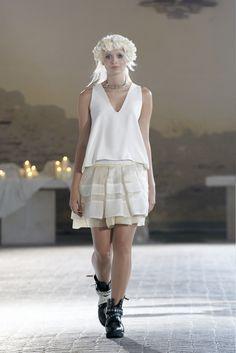 Sfilata Dondup #Paris - #Collezioni Primavera Estate 2014 - #Vogue #pfw #ss2014 #Dondup