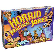 Buy Drumond Park Horrid Practical Jokes Set Online at johnlewis.com