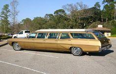 Pontiac catalina airport wagon 1967