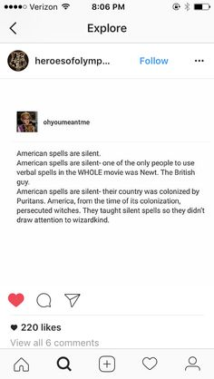 Interesting theory - America's silent spells... But most mature wizards dont use audible spells, unless the audience needed to know what the spell was