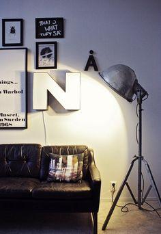 industrial (Interior design / home decor)