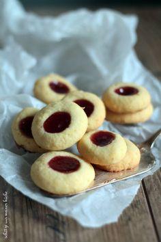 Engelsaugen Plätzchen Cupcake Cakes, Cupcakes, Doughnut, Brownies, Muffins, Cheesecake, Food And Drink, Favorite Recipes, Cookies