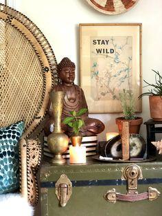 Boho Decor for the Soul Hippie Bedroom Decor, Earthy Bedroom, Boho Decor, Hippie House Decor, Hippie Apartment Decor, Vintage Apartment Decor, Modern Bedroom, Bohemian Studio Apartment, Gypsy Home Decor