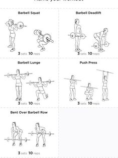 Pin on Workouts!