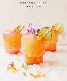 14 Cocktails met rum