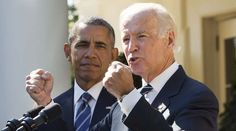 """""""Joe: I'm going to ask Donald if he wants something to eat Barack: That's nice, Joe Joe: And then I'm going to offer him knuckle sandwiches"""""""