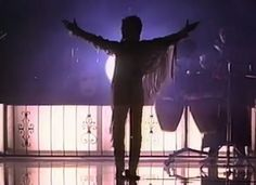 Classic Prince stance