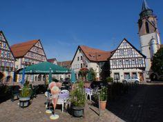 Dornstetten, Deutsche Fachwerkstraße