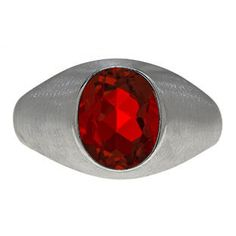 Oval-Cut Ruby Stone Custom Men's Pinky Ring In Black Rhodium Plated White Gold Gemologica.com offers a unique and simple selection of handmade fashion and fine jewelry for men, woman and children to make a statement. We offer earrings, bracelets, necklaces, pendants, rings and accessories with gemstones, diamonds and birthstones available in Sterling Silver, 10K, 14K and 18K yellow, rose and white gold, titanium and silver metal. Shop Gemologica jewellery now for cool cute design ideas: gem