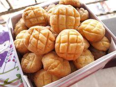 迷你菠蘿煉乳餅乾-3種材料