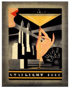 The Starlight Roof, Waldorf Astoria Hotel 1934.