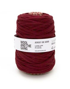 Jersey Be Good yarn by Wool and the Gang in True Blood