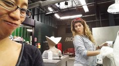 Jamie and Emily: Hellraisers.